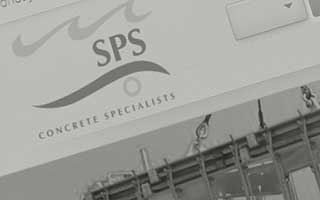 sps website design